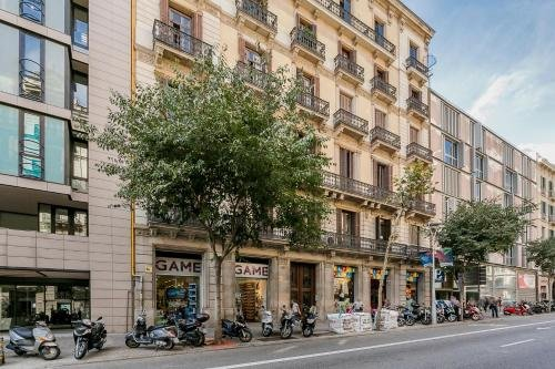 Bcn Paseo De Gracia Rocamora Apartment - фото 50