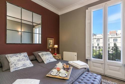 Bcn Paseo De Gracia Rocamora Apartment - фото 1