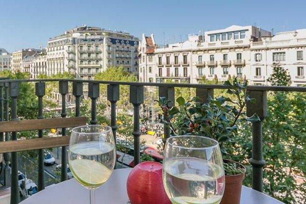 Bcn Paseo De Gracia Rocamora Apartment - фото 17