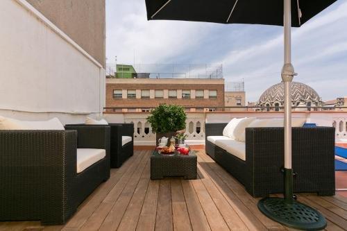 Bcn Paseo De Gracia Rocamora Apartment - фото 19