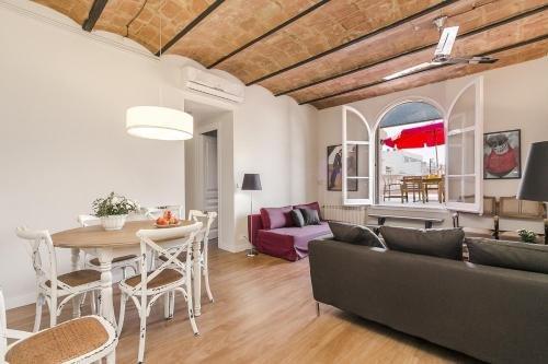 Bcn Paseo De Gracia Rocamora Apartment - фото 5