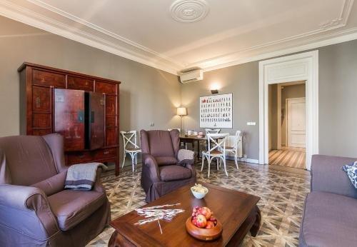 Bcn Paseo De Gracia Rocamora Apartment - фото 7