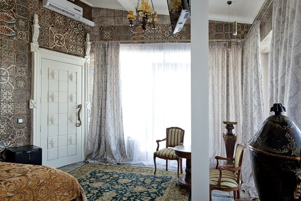 Отель Buen Retiro Hotel - фото 1
