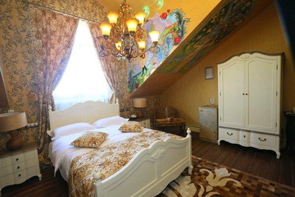 Отель Buen Retiro Hotel - фото 11