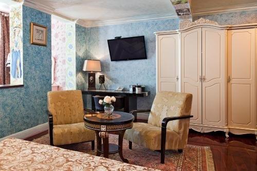 Отель Buen Retiro Hotel - фото 12