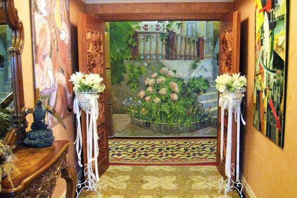 Отель Buen Retiro Hotel - фото 16