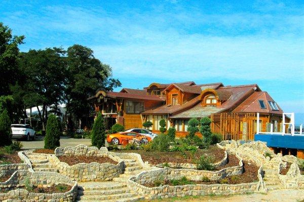 Отель Buen Retiro Hotel - фото 21