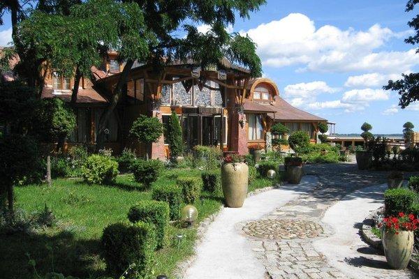 Отель Buen Retiro Hotel - фото 23