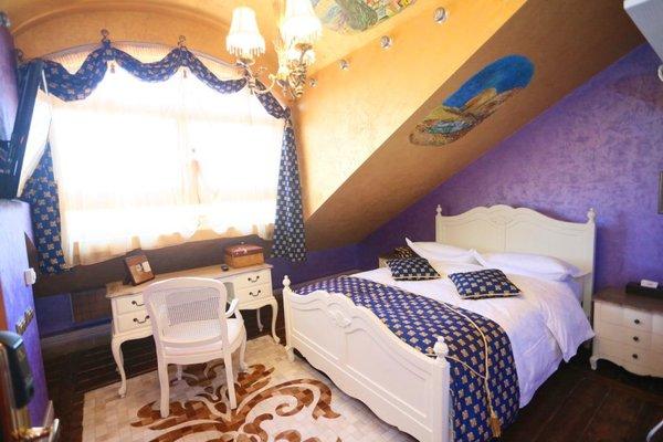 Отель Buen Retiro Hotel - фото 4