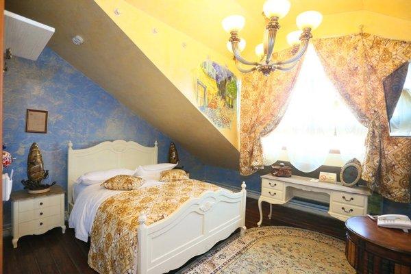 Отель Buen Retiro Hotel - фото 5