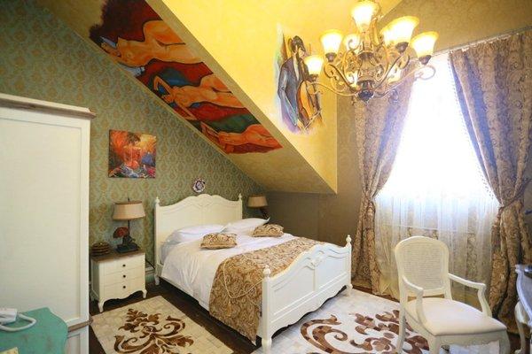 Отель Buen Retiro Hotel - фото 6