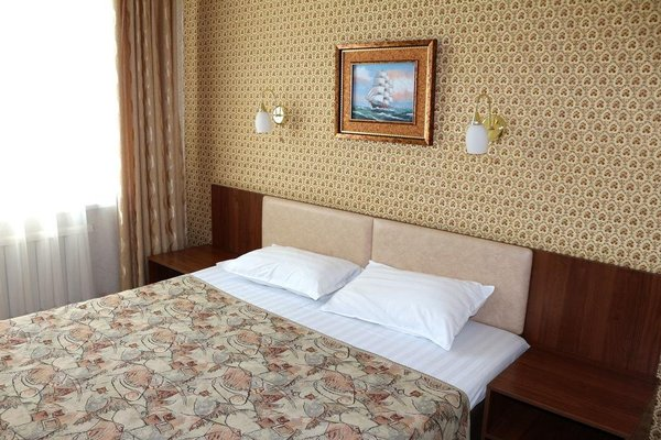 Гостиница Барбарис - фото 1