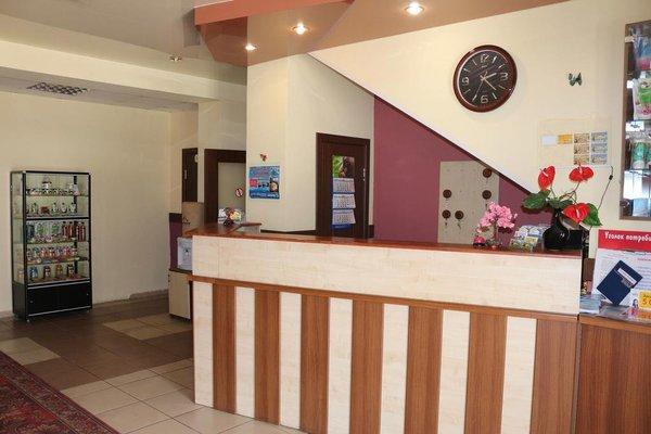 Гостиница Барбарис - фото 21