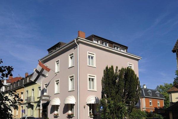 Hotel Buchner Hof - фото 18