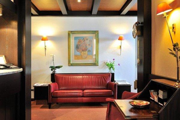 Hotel Buchner Hof - фото 9