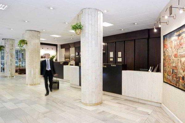 CRACOVIA HOTEL - фото 10