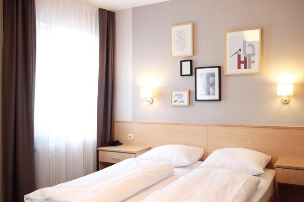 Hotel Friedrichstrasse - фото 49