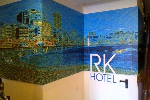 RK Luz Playa Suites - фото 12