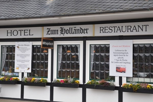 Гостиница «Hollander, Zum», Линдлар
