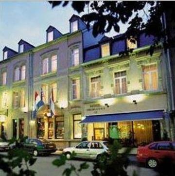 Гостиница «Delta», Люксембург