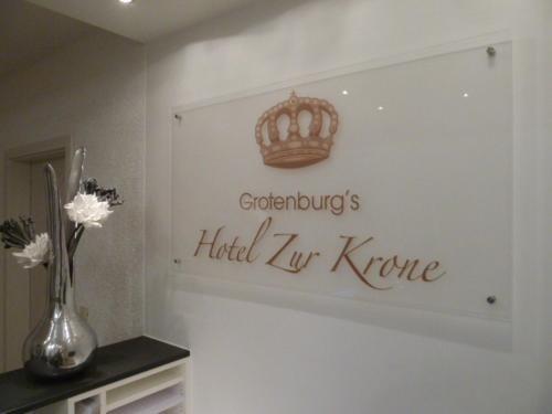 Hotel Zur Krone - фото 13