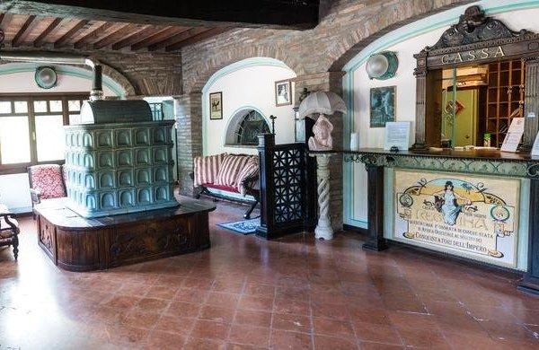 Hotel Villino Della Flanella - фото 13