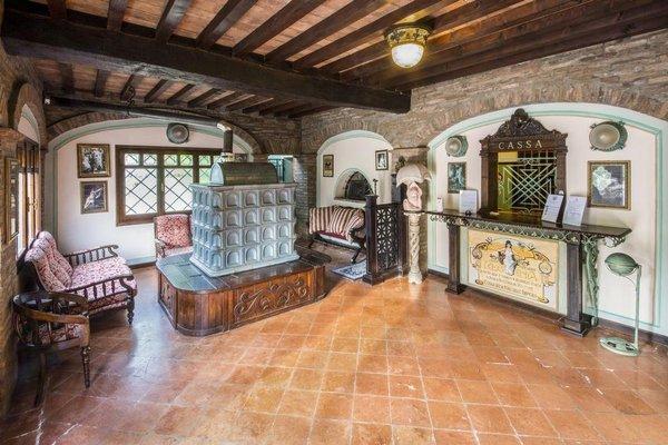Hotel Villino Della Flanella - фото 14