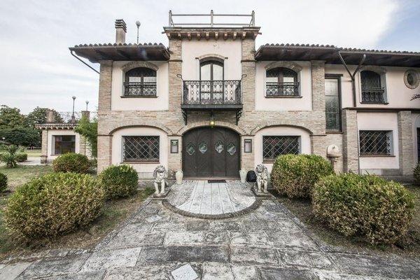Hotel Villino Della Flanella - фото 22
