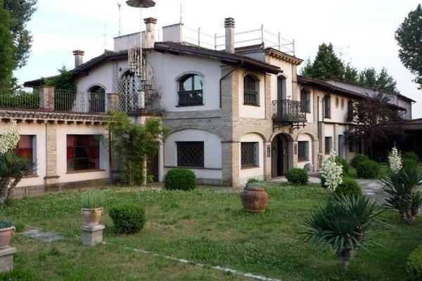 Hotel Villino Della Flanella - фото 23