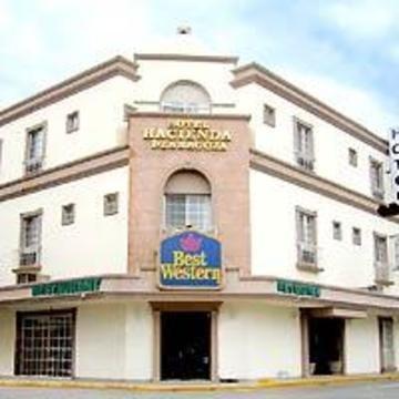 Best Western Hacienda Monterrey By Macroplaza Hotel - фото 13