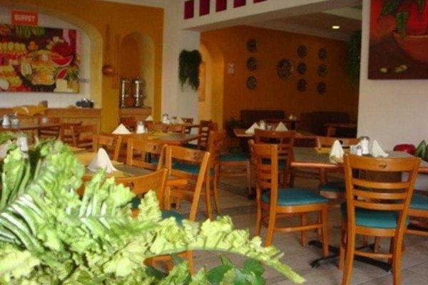 Best Western Hacienda Monterrey By Macroplaza Hotel - фото 9