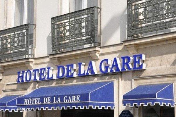 Hotel de la Gare Nantes - фото 12