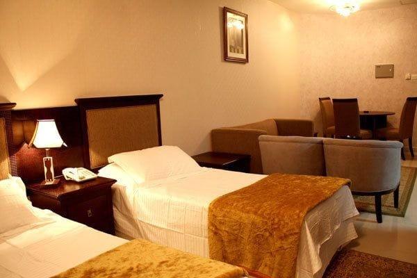 Liwa Hotel Apartments - фото 1