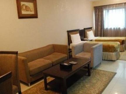 Liwa Hotel Apartments - фото 11