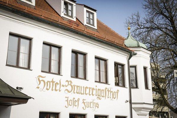 Hotel-Brauereigasthof Josef Fuchs - фото 23