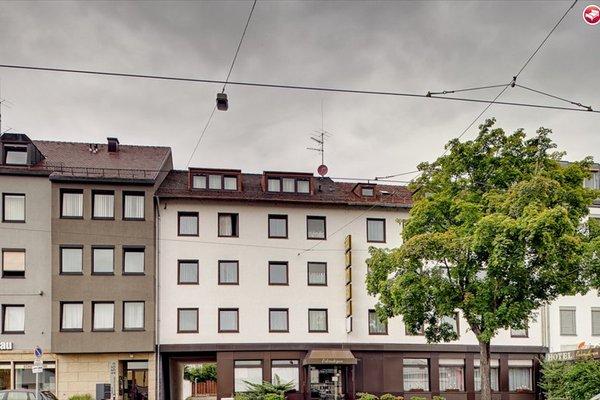 Hotel Erlenstegen - фото 23