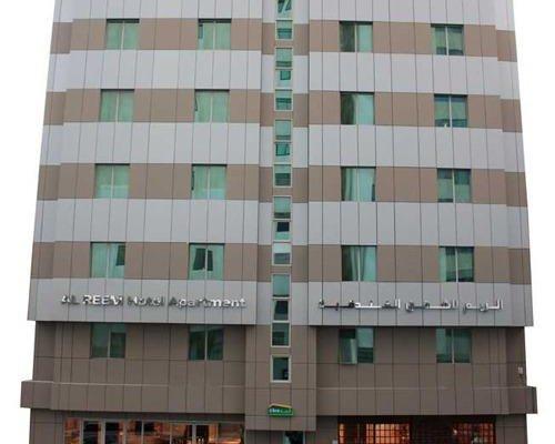 Гостиница «Al Reem», Абу-Даби