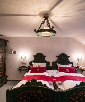 Romantik Hotel Deutsches Haus - фото 0