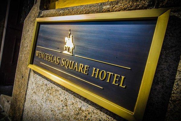 Wenceslas Square Hotel - фото 15