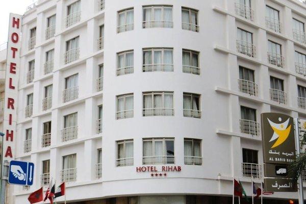 Rihab Hotel - фото 23