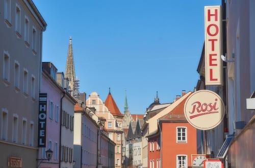 Гостиница «zum Frohlichen Turken», Регенсбург
