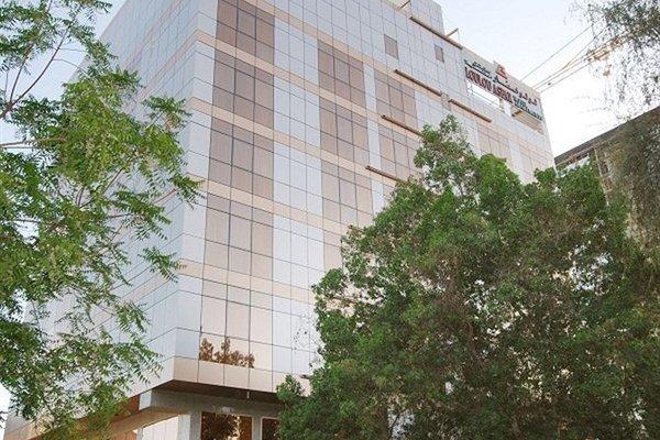Loulou Asfar Hotel Apartment - фото 36