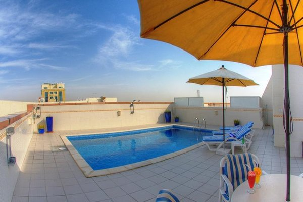 Loulou Asfar Hotel Apartment - фото 22