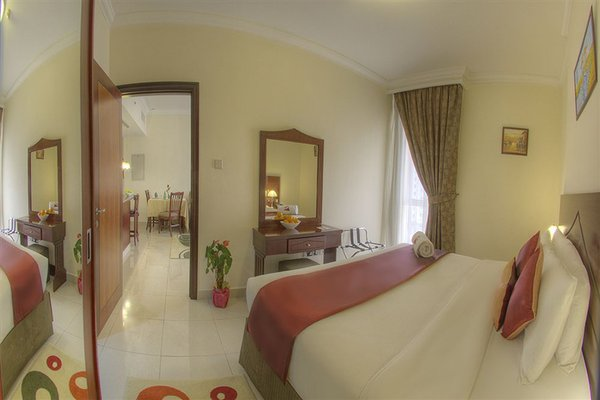 Loulou Asfar Hotel Apartment - фото 3