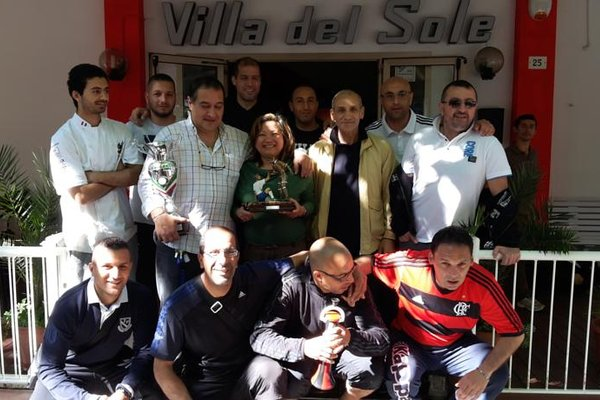 Hotel Villa del Sole - фото 19