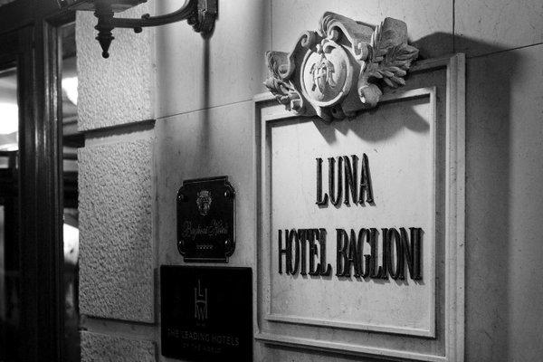 Baglioni Hotel Luna - The Leading Hotels of the World - фото 17