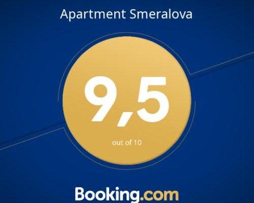Apartment Smeralova - фото 18