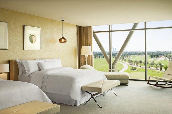 The Westin Abu Dhabi Golf Resort and Spa - фото 40