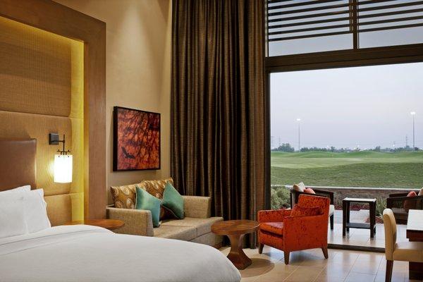 The Westin Abu Dhabi Golf Resort and Spa - фото 1