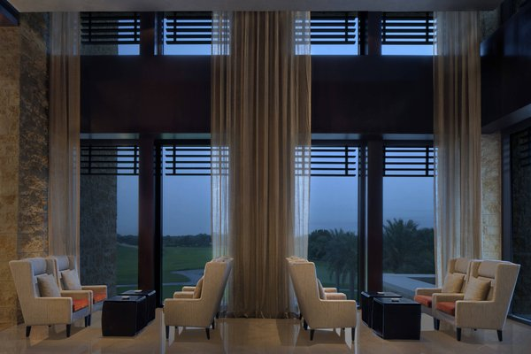 The Westin Abu Dhabi Golf Resort and Spa - фото 2